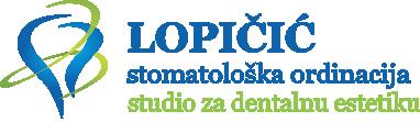 lopicic stomatoloska ordinacija logo
